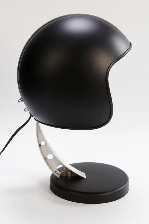 syma design lampe casque moto