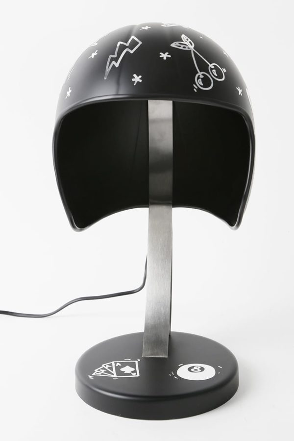 lampe tattoo casque moto syma design