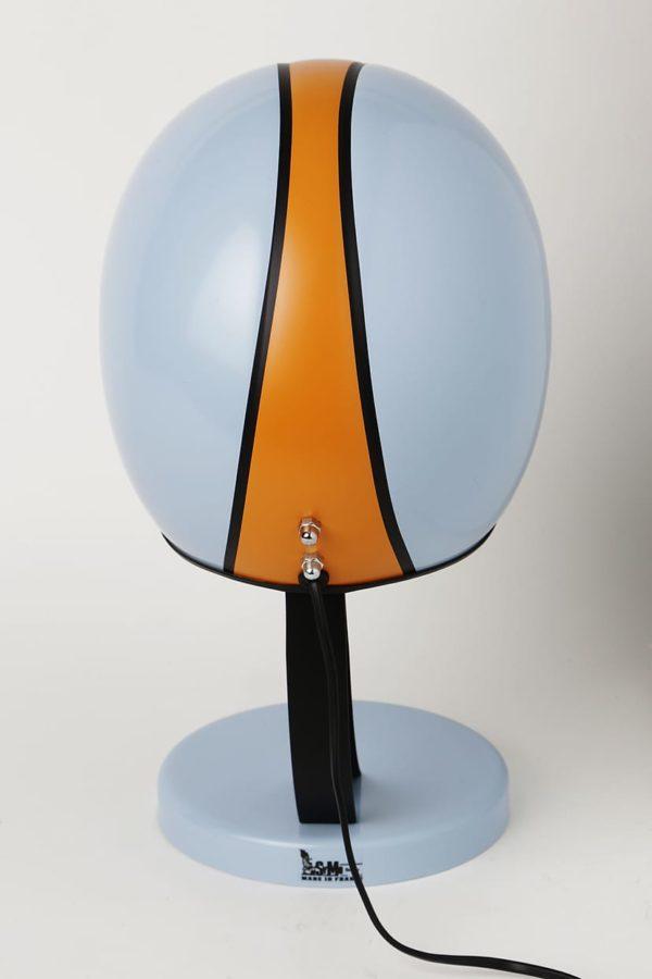 lampe gulf casque moto syma design