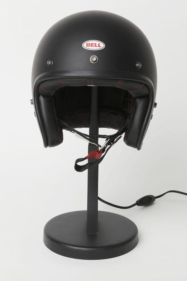 support universel casque moto syma design